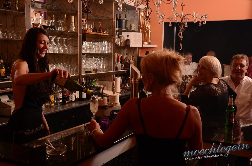 15.09.2017 Party mit ZHUZHA in Berlin - Die frivole